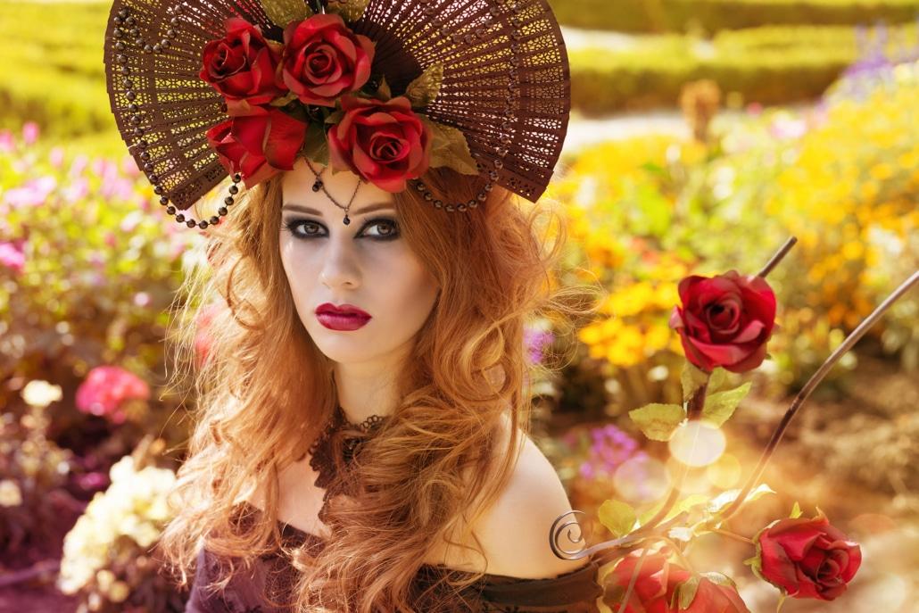 Tania-Flores-Photography-Forbidden-Garden-Portrait