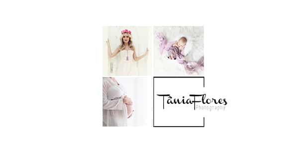 Tania Flores Photography Gutschein Muster